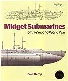 Midget Submarines of the Second World War (Shipshape)