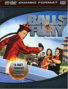 Balls of Fury (HD DVD/DVD Combo)