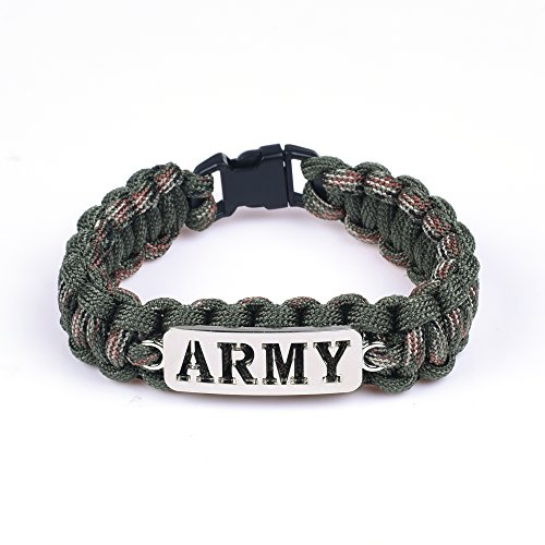 cosmos-r-8-army-camouflage-green-fiber-survival-bracelet-strap-with-plastic-buck