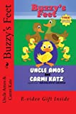 Buzzy's Feet: Children's Book+ e-Video : Bedtime Dreaming Story Book About Duckling(Good night Story eBook Collection,ages 3-10): (Humor&Entertainment)Short ... story(Children's animals eBooks collection)