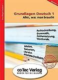 GRIPSpaket Grundlagen Deutsch 1. CD-ROM für Windows 98/NT/2000/XP