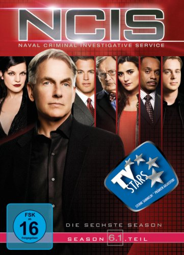 NCIS - Season 6, 1.Teil [3 DVDs]
