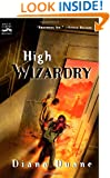 High Wizardry (Young Wizard's Series)