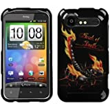 MYBAT HTCADR6350HPCIM717NP Slim and Stylish Protective Case for the HTC Droid Incredible 2 ADR6350 - Retail Packaging - Scorpion