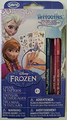Frozen Tattootle Kit