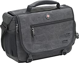 SwissGear ZINC Messenger Digital SLR Camera Bag