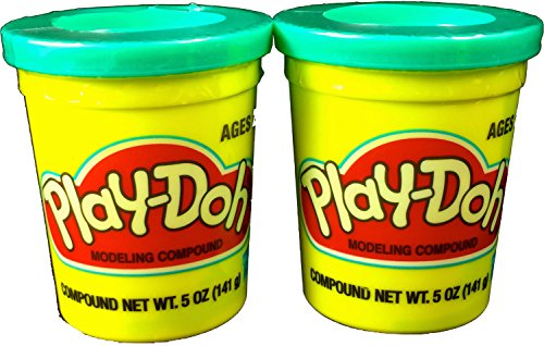 Play-Doh TEAL (23846) 2 Pack - 1
