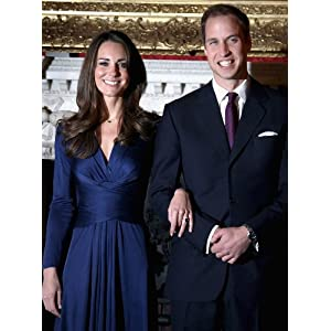 Prince William &amp; Kate Middleton 11x17 HD Photo Poster #01 HDQ