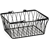 Spectrum 90910 Twist Medium Basket, Black