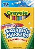 BIN587813 - Crayola Washable Markers