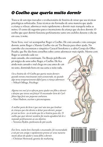 O Coelho que queria muito dormir: uma nova forma de ensinar as crianças a cair no sono