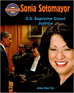 the life and accomplishments of justice sonia sotomayor Sonia sotomayor quotes from the  a better conclusion than a white male who hasn't lived that life - sonia sotomayor  even civic pride in their accomplishments.
