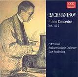 echange, troc Various - Rachmaninow: 1.& 2. Klavierkon
