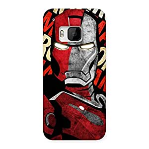 LP Print Back Case Cover for HTC One M9