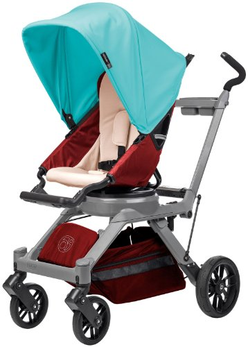 Orbit-Baby-G3-Stroller-Teal-Ruby-Gray