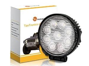 TaoTronics® TT- CL01 27W 1800L LED Flood Lamp