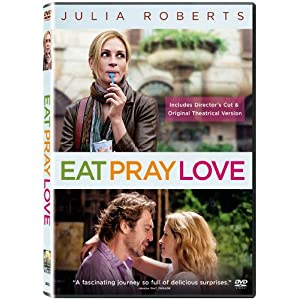 Click to buy Eat, Pray, Love from Amazon!