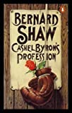 Cashel Byron's Profession: Definitive Text (0140048863) by George Bernard Shaw