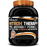 BioTech USA Nitrox Therapy 680g Pfirsich Pre Workout Booster