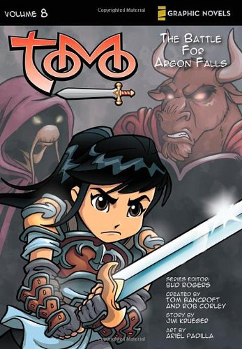 Tomo, Vol. 8: The Battle for Argon Falls