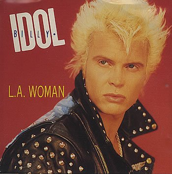 Billy Idol - Nobody