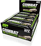 Muscle Pharm Combat Crunch Bar, Cookies/Cream, Net Wt 26.67oz ,12 Count