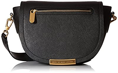 Marc by Marc Jacobs Luna Saffiano Cross Body Bag