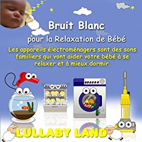s che cheveux bruit blanc sons relaxation lullaby land tienda mp3. Black Bedroom Furniture Sets. Home Design Ideas