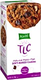 Kashi Tasty Little Cookies, Oatmeal Raisin Flax, 8.5-Ounce Packages (Pack of 6)