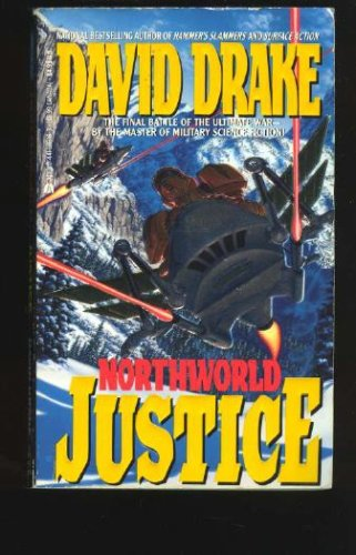 Justice (Northworld, 3), DAVID DRAKE