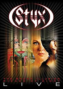 The Grand Illusion + Pieces Of Eight (Live) [DVD] [2012] [NTSC]