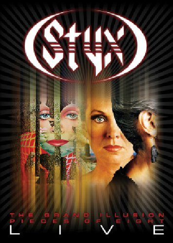 Styx - The grand illusion - Pieces of eight - Live