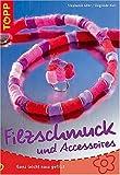 Image de Filzschmuck und Accessoires: Ganz leicht nass gefilzt