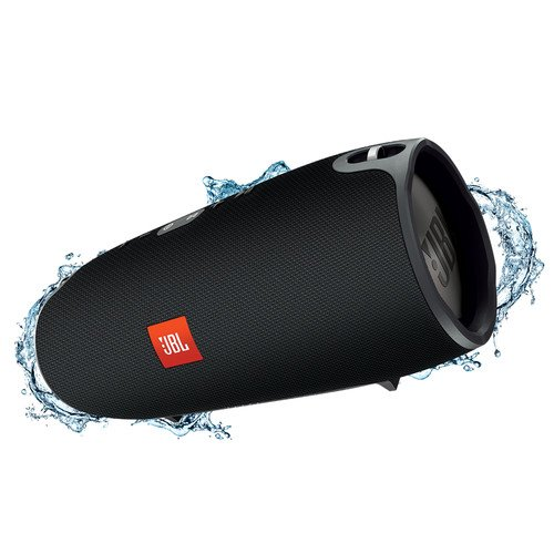 JBL Xtreme Portable Wireless Bluetooth Speaker (Black) (Wireless Gear Portable Charger compare prices)