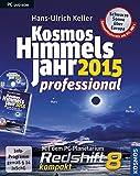 Kosmos Himmelsjahr professional 2015: Sonne, Mond und Sterne im Jahreslauf