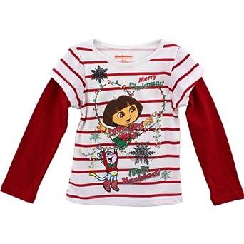Nick Jr. Dora Christmas