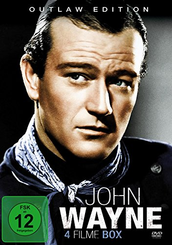 John Wayne - Outlaw Edition