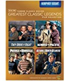 TCM Greatest Classic Legends Collection (They Drive by Night  / Across the Pacific / Passage to Marseille / Action in the North Atlantic)