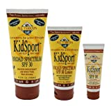 All Terrain Kid-Sport SPF-30 Oxybenzone-Free Natural Sunscreen Lotion, 6-Ounce