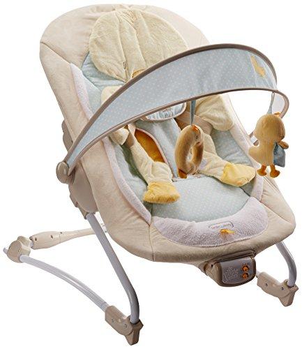 Bright Starts/Kids II 6978 La Sdraietta Classica della Collezione Comfort & Harmony, Multicolore