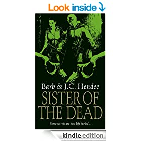 Sister Of The Dead (Noble Dead Saga 3)
