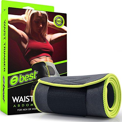 Best Neoprene Stomach Wrap Waist Trimmer Belt (Waist Trimmer Belts compare prices)