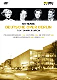 100 Years Deutsche Oper Berlin - Centennial [DVD] [Import]