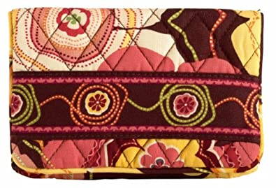 Vera Bradley One for the Money Wallet in Buttercup
