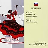 Suite Espanola/Rapsodia Espanola/Rapsodia Sinfonica