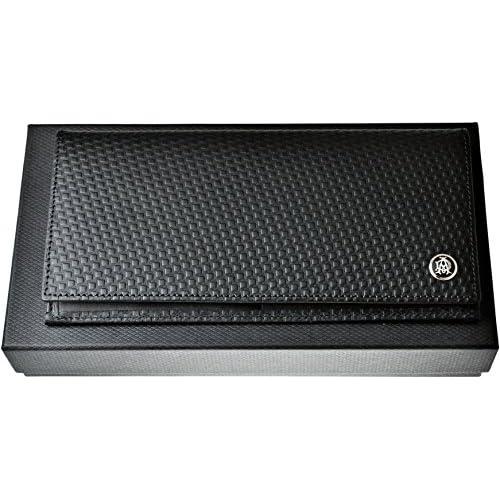 DUNHILL 【ダンヒル】 長財布 L2V312A MICRO D-EIGHT BLACK(ブラック)