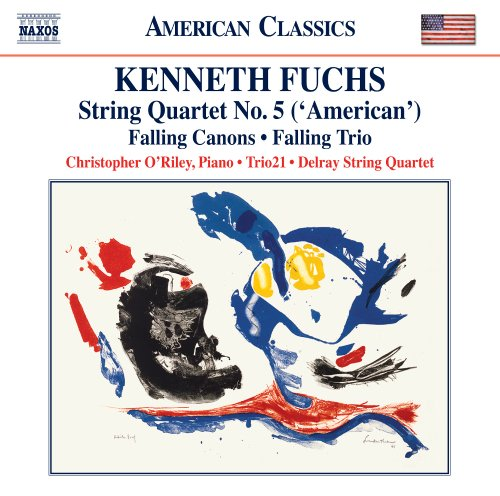 Buy Fuchs: String Quartet No. 5 ('American'); Falling Canons; Falling Trio From amazon