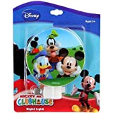 Mickey Mouse Friends Clubhouse Night Light (B)