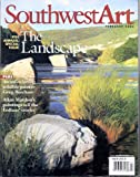 Southwest Art (February 2005) (monthly peridical art magazine)