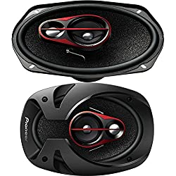 Pioneer - TS-R6950S - 6 x 9 Inch Shallow Mount 3-Way Speaker (300 W)